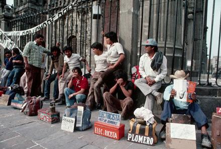 El desempleo en México se ubicó en el 4,9 % en el 2012 | El Diario Ecuador