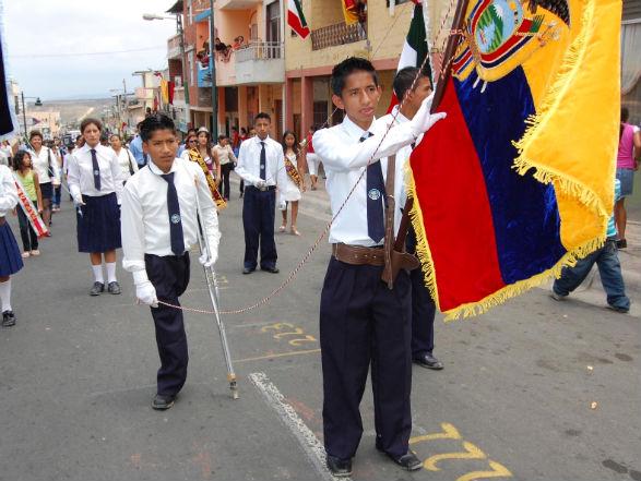 Montecristi sigue celebrando sus fiestas cívicas