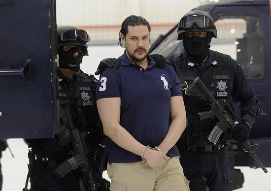 """Detienen a """"el JJ"""" presunto agresor de Salvador Cabañas"""