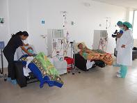 Aumentan los pacientes en clínica de diálisis municipal