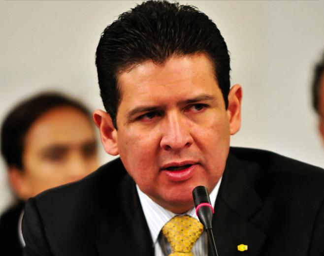 Ratificado Diego García como procurador del Estado