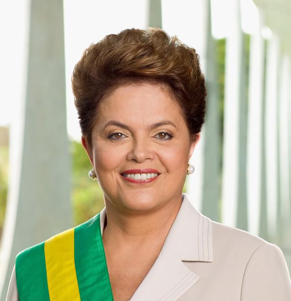Dilma Rousseff es la latina más poderosa del mundo, según Forbes