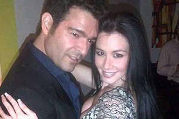Diosa Canales besó a Pablo Montero