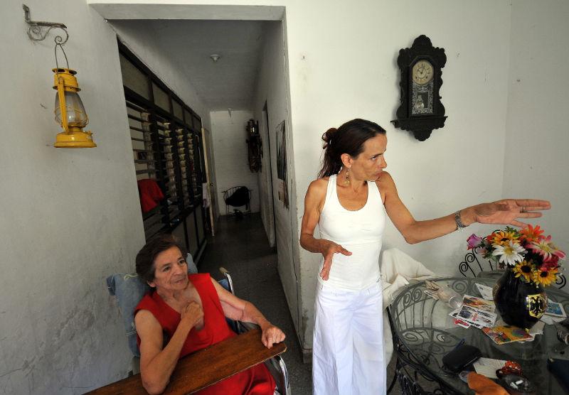 Disidentes cubanos llegan a Madrid