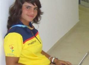 Tenista ecuatoriana gana en Venezuela