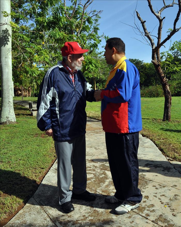 Difunden una nueva 'prueba de vida' de Chávez