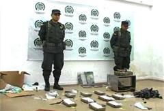 Más de 11 toneladas de droga han sido decomisadas