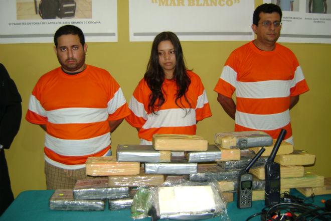 Iban a enviar droga por barco pesquero a EE.UU.