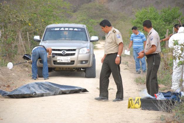 Triple asesinato en San Clemente