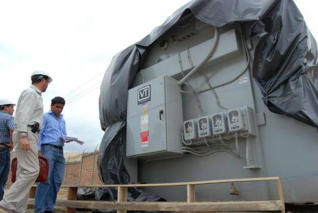 Turbinas generadoras de energía  funcionará en Manta