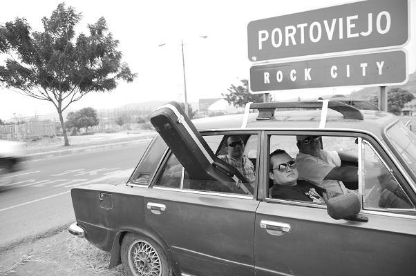 'Portoviejo Rock City' nació en los años 80