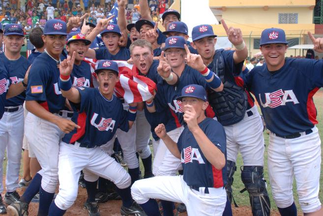 EE.UU. se coronó campeón del panamericano de béisbol
