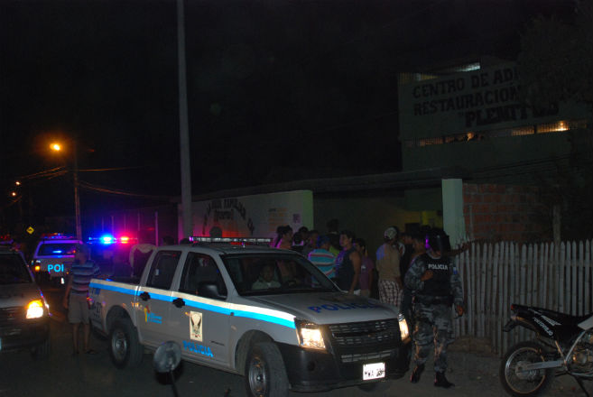 Cinco internos de clínica  plenitud se revelaron