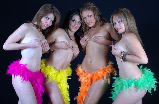 grupo musical las chicas: