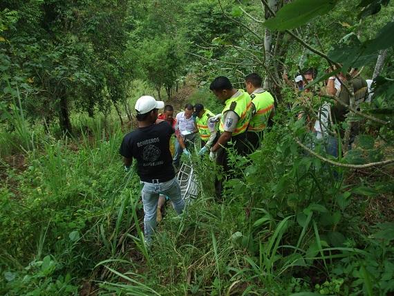 Hombre decapitado era de Chamanga