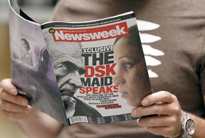Acusadora de Strauss-Khan habló sobre su agresión