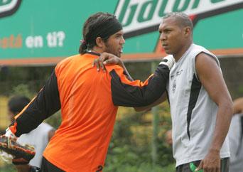 Barcelona se entrenará en Quito