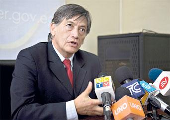 La venta de energía de Colombia a Ecuador se restablecerá el martes 22