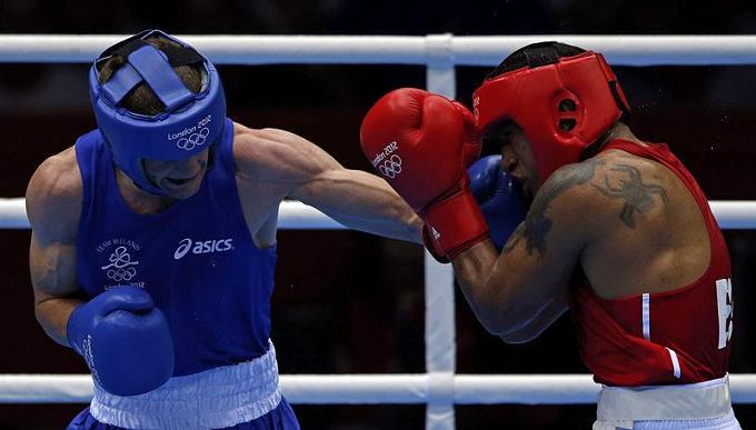 Ecuatorianos en los Juegos Olímpicos 2012