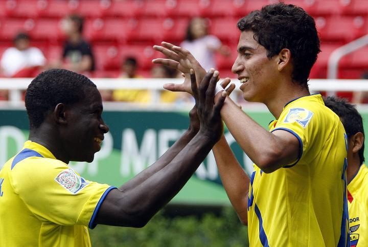 Ecuador medirá a Brasil en el Mundial sub-17