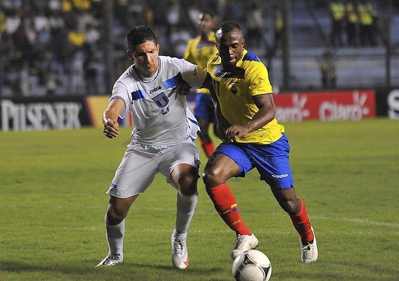 Ecuador en el puesto 20 de la Clasificación FIFA