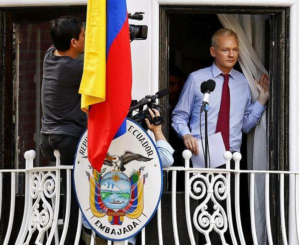 Julian Assange sigue revolucionando al mundo