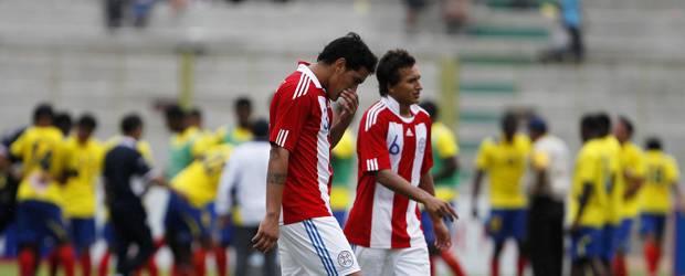 Bolivia frena a un Brasil casi clasificado y Ecuador  complica a Paraguay