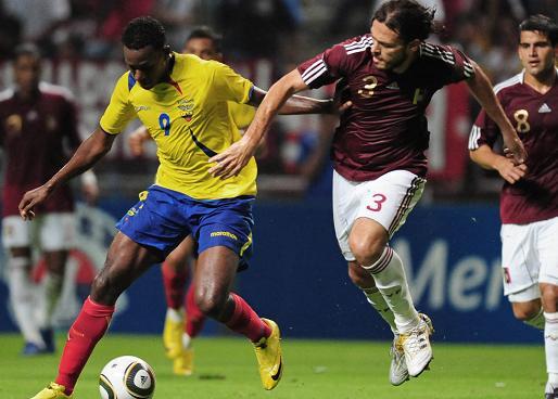 Ecuador mantiene supremacia en juegos contra Venezuela