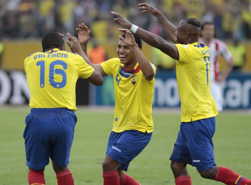 Ecuador ganó por la unidad del grupo y el juego inteligente