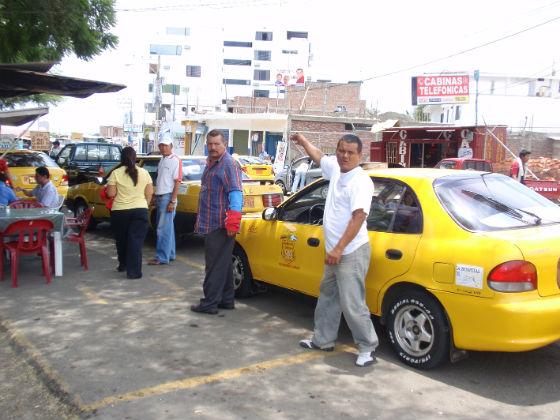 Taxistas ejecutivos ganan el amparo de protección