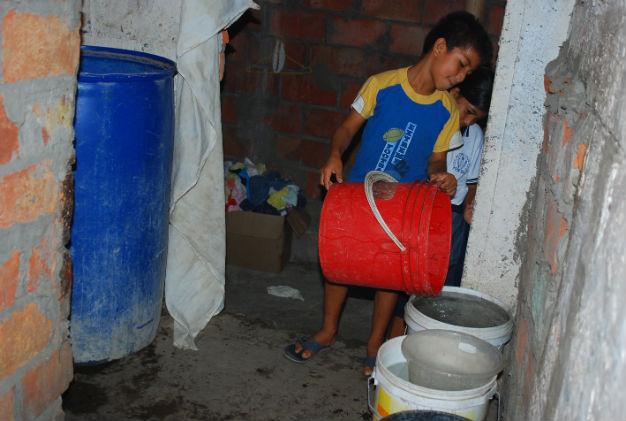Eliminan el 15 por ciento del impuesto al agua potable