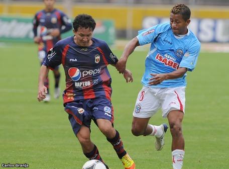 Manta derrota al Quito como visitante
