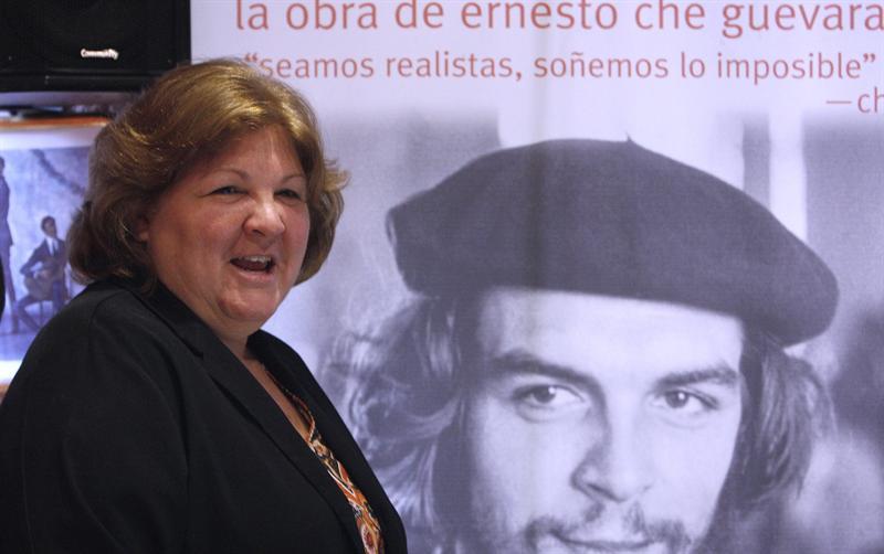 Homenaje al Che Guevara a los 45 años de su muerte