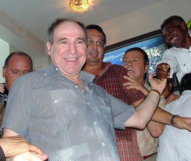 A. Bucaram confirma que será candidato a Presidente de Ecuador