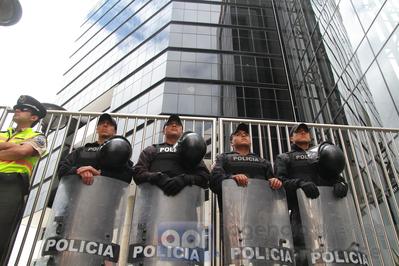 Ecuador podría ir a Corte Penal Internacional por el caso Assange