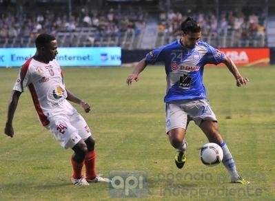 3-1 quedó partido entre Emelec y Liga de Loja