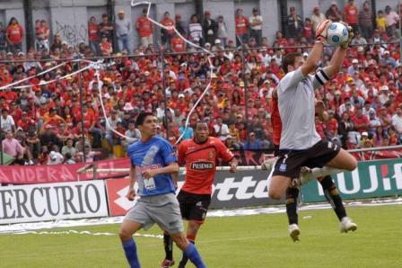 Emelec no pudo con Deportivo Cuenca