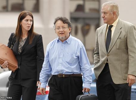 EE.UU ya analiza el pedido de asilo de Emilio Palacio