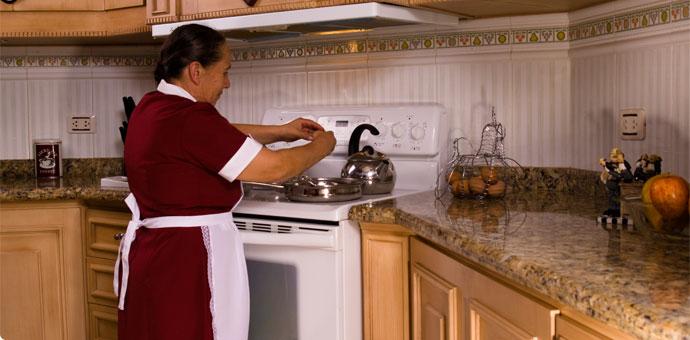 10 286 inspecciones para cumplir obligaciones de trabajadoras domésticas