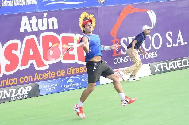 Dos argentinos pasan a semifinales del Manta Open