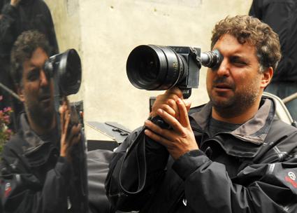 Director de fotografía ecuatoriano nominado a los premios Oscar