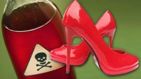 Hombre trató de matar a su compañera de trabajo poniendo veneno en sus zapatos