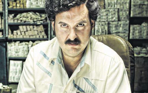 Actor necesitó ayuda psicológica para interpretar a Pablo Escobar