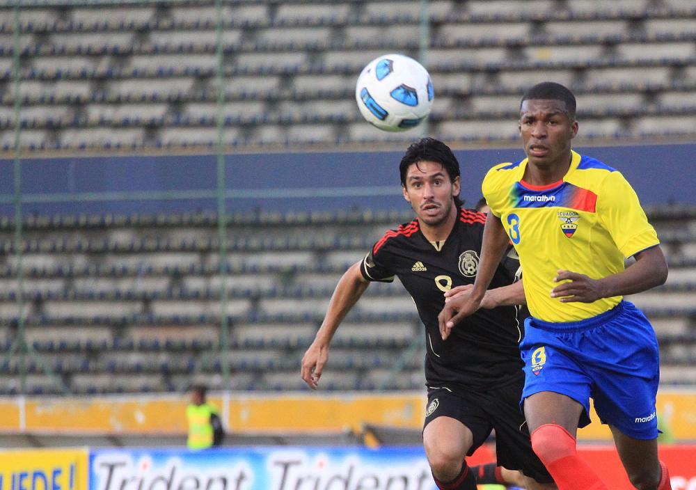 Ecuador perdió, ahora con equipo sub-22