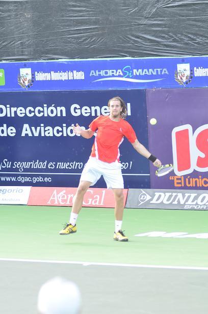 Argentina a la final del Manta Open