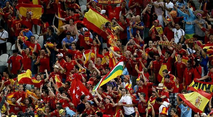 España clasifica a la final de la Eurocopa