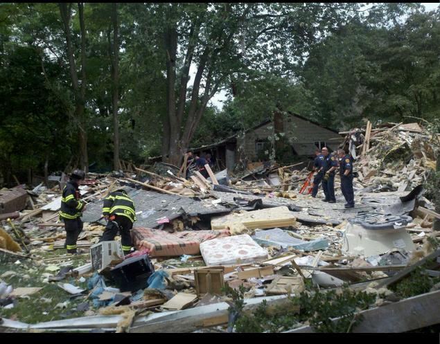 Una explosión en Nueva York deja un muerto y 14 heridos