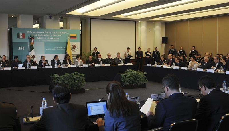 México y Colombia firmarán un nuevo tratado de extradición