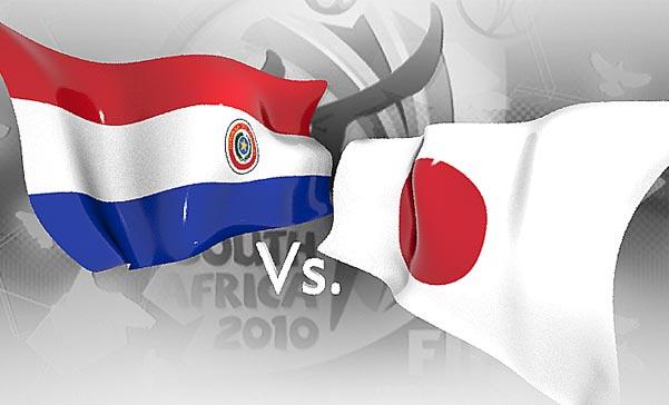 Paraguay y Japón, el reto es clasificar a cuartos de final