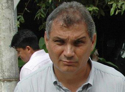 Fabricio Correa será candidato en el 2013